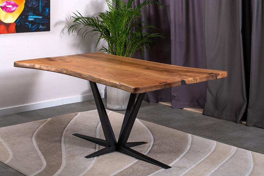 Infiniture, moderni trpezarijski stolovi, drveni masivni stolovi, luksuzni stolovi
