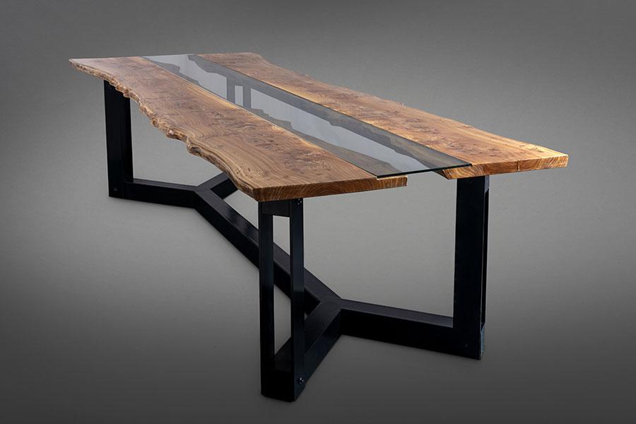 Infiniture, drveni trpezarijski stolovi, masivni trpezarijski stolovi, luksuzni stolovi, dizajnerski stolovi za blagovaonu