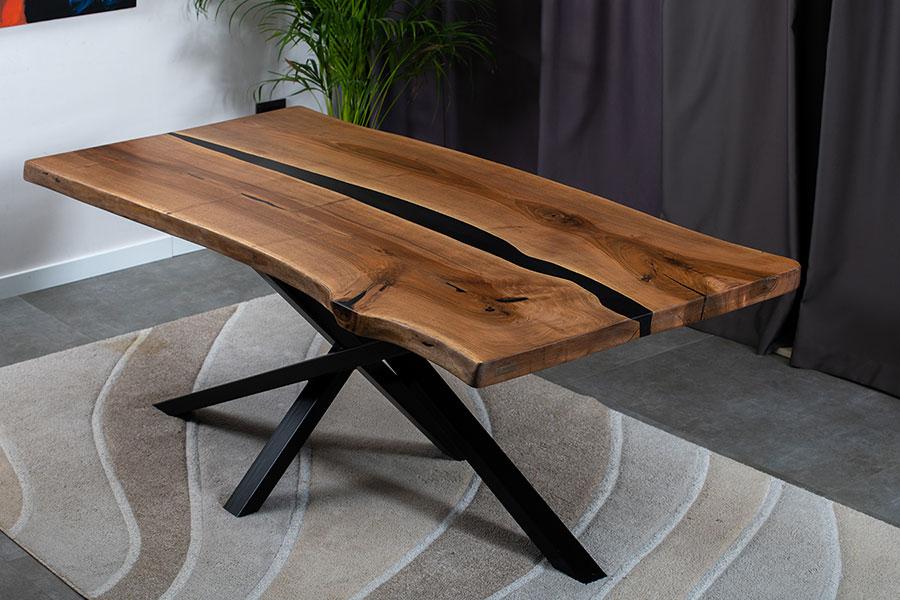 luksuzni stolovi, moderni stolovi, drveni trpezarijski stolovi, unikatni stolovi po meri