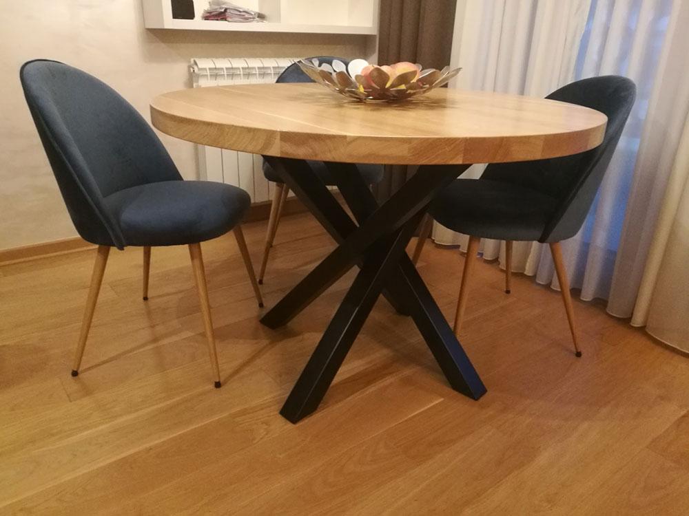 trpezarijski sto, okruglni sto, mali sto, mali trpezarijski sto