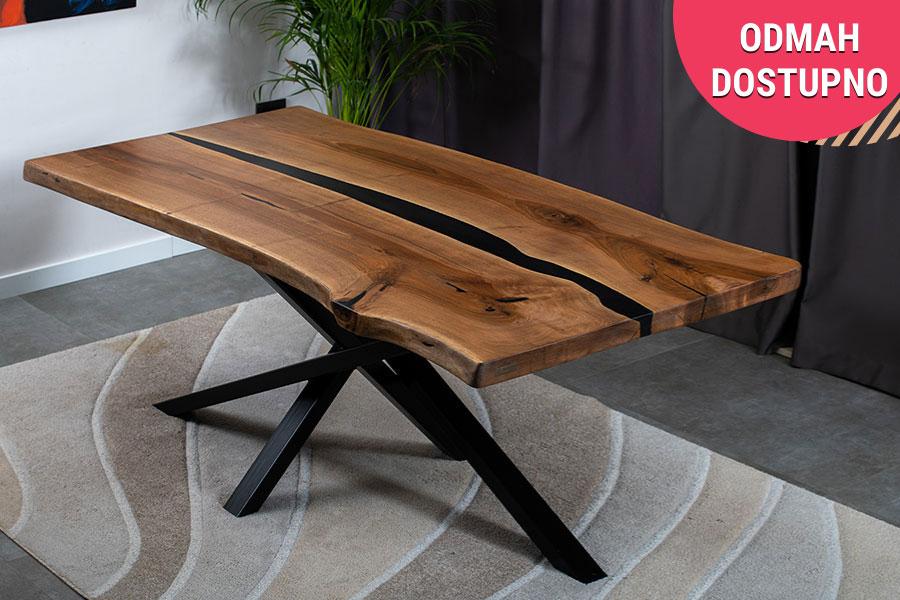 trpezarijski stolovi,stolovi sa epoksi smolom, epoxy smola