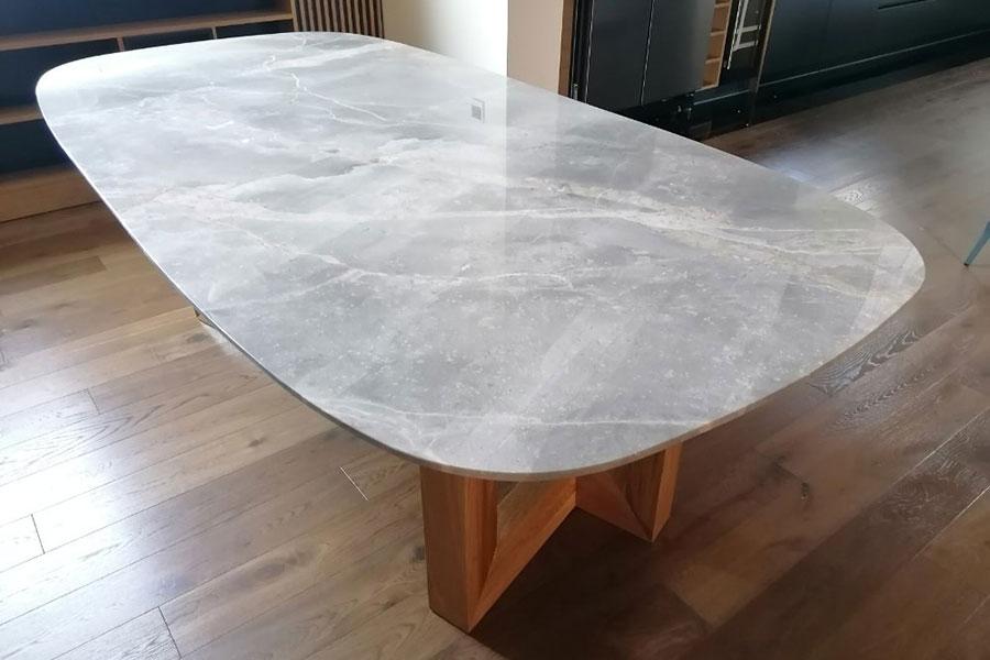trpezarijski sto, sto La natura, mermerni sto, sto od mermeta, luksuzni trpezarijski sto